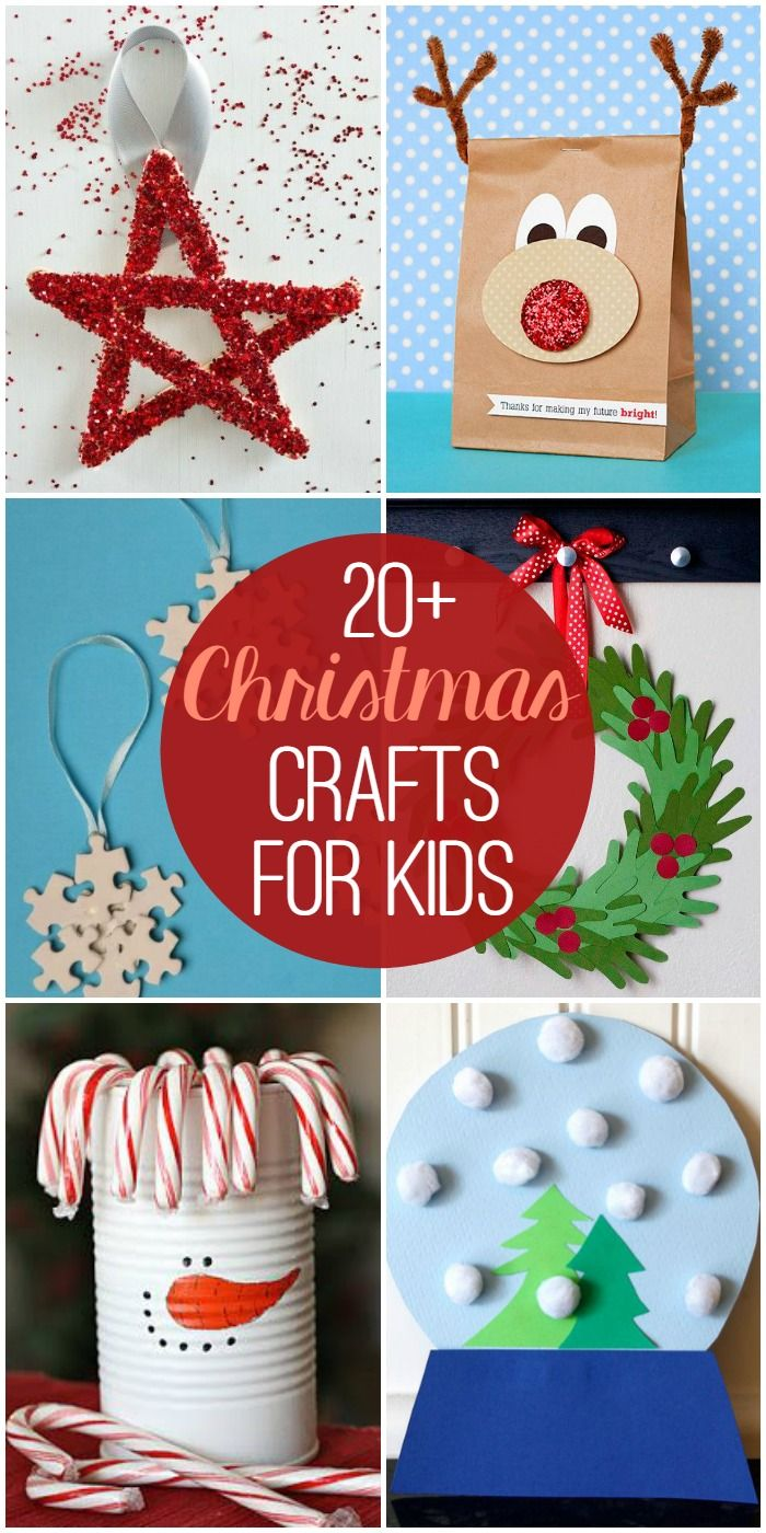 christmas craft ideas preschoolers