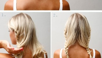Easy DIY Hairstyle Tutorials