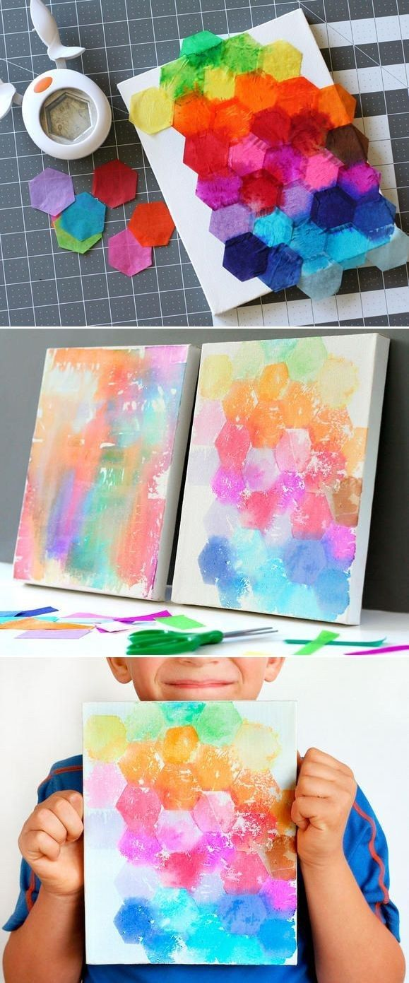 Easy Art Craft Ideas To Make