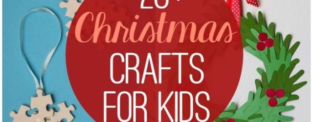 CHRISTMAS CRAFTS FOR KIDS  (1)