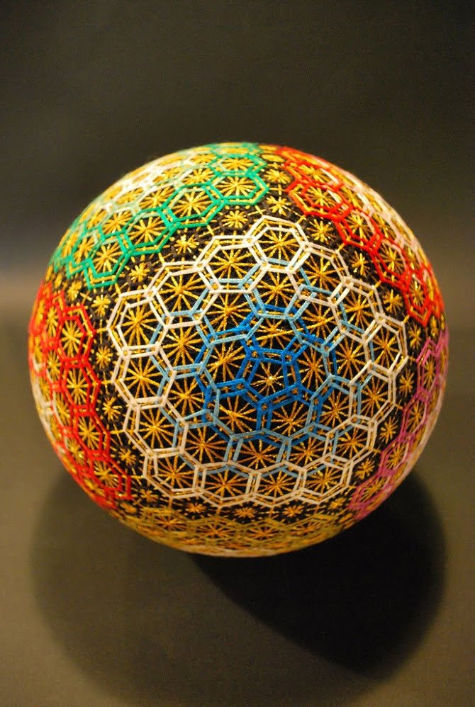 Hand Crafted Geometric Spheres (1)