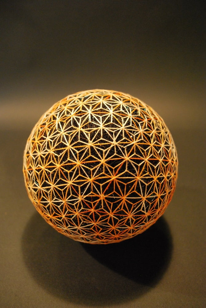 Hand Crafted Geometric Spheres (10)