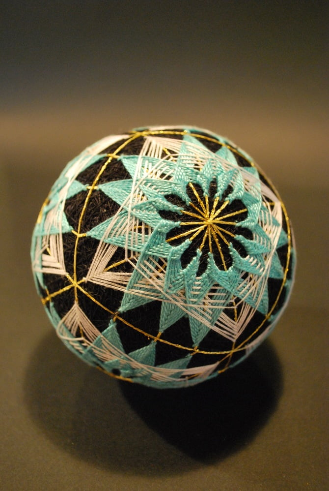 Hand Crafted Geometric Spheres (11)