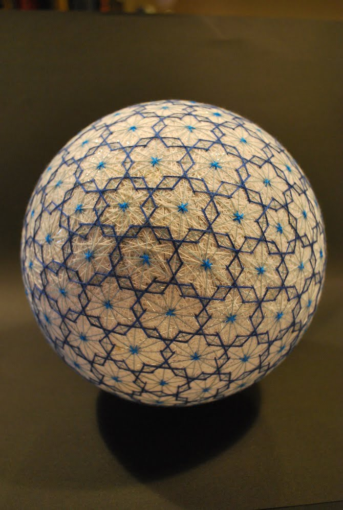 Hand Crafted Geometric Spheres (2)