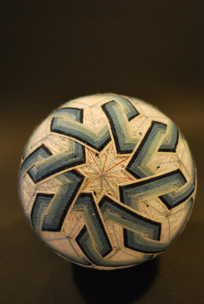 Hand Crafted Geometric Spheres (3)