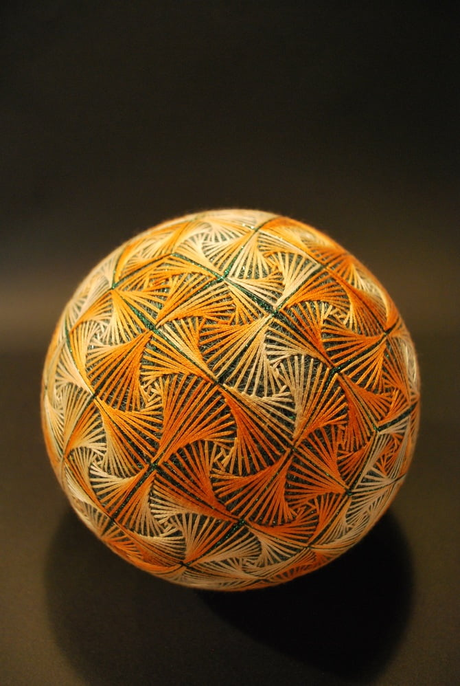 Hand crafted geometric spheres diy and me for Handcrafted or hand crafted