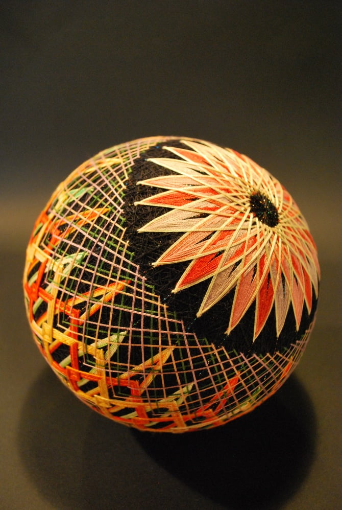 Hand Crafted Geometric Spheres (5)