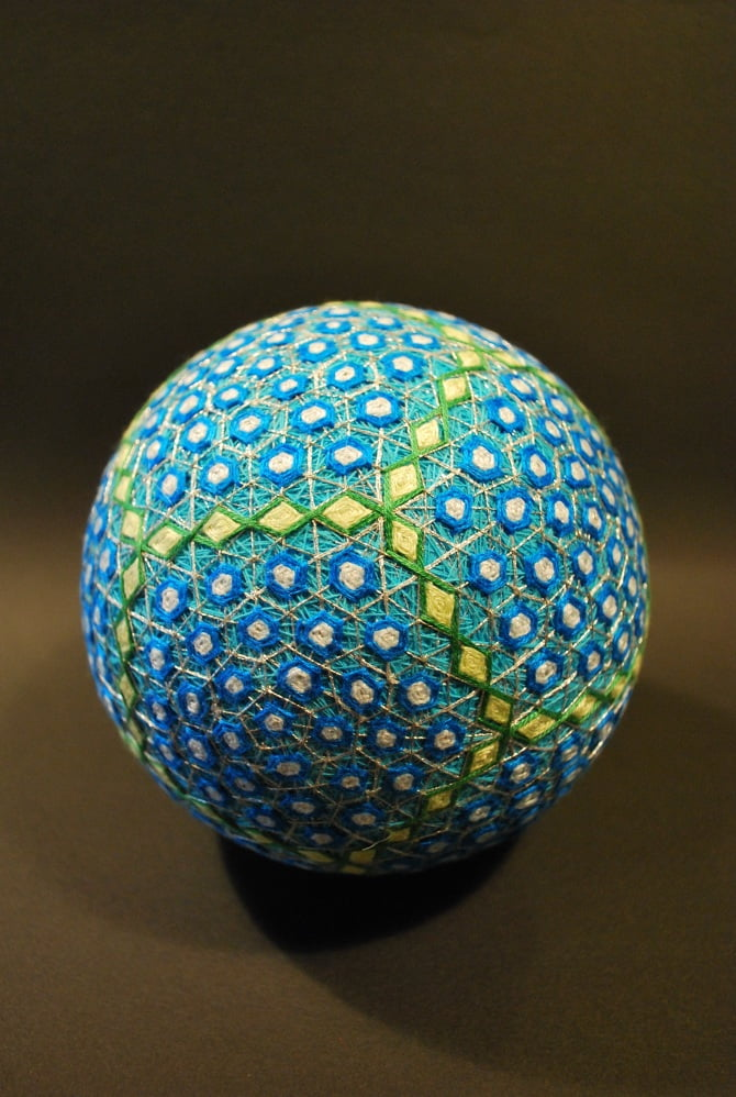 Hand Crafted Geometric Spheres (7)